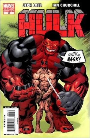 Hulk 2009 16 1-200