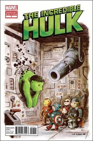 Hulk 2012 7 1-25