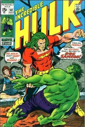 Incredible Hulk 1971 141