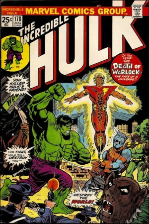 Incredible Hulk 1974 178