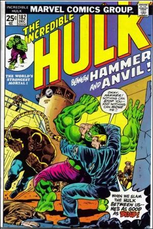 Incredible Hulk 1974 182