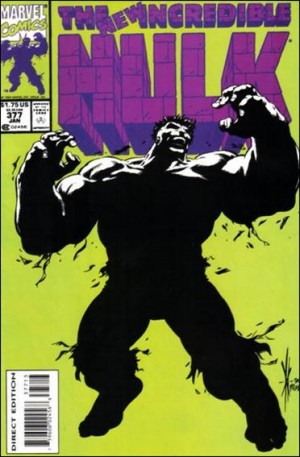 Incredible Hulk 1991 377 third print