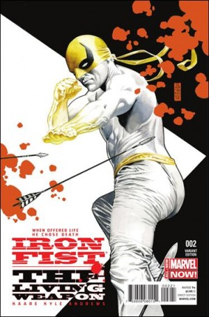 Iron Fist Living Weapon 2014 2 1-50