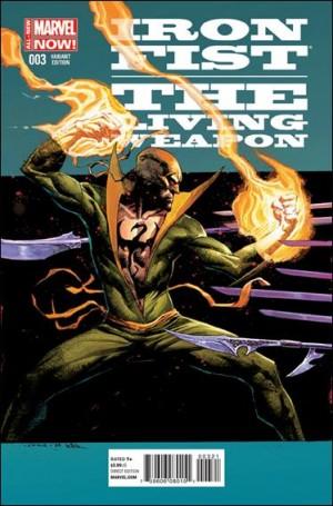 Iron Fist Living Weapon 2014 3 1-25