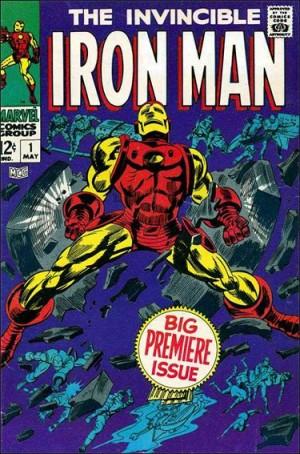 Iron Man 1968 1