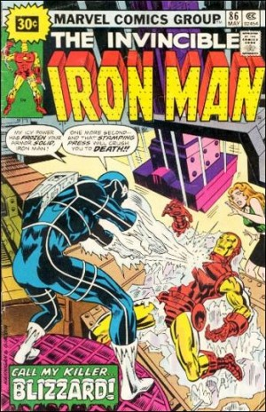 Iron Man 1976 86 30centcover