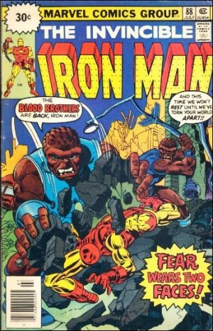 Iron Man 1976 88 30centcover