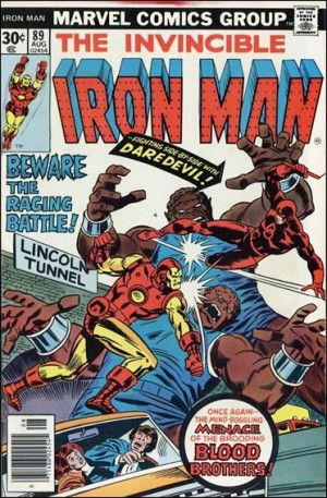 Iron Man 1976 89 30centcover