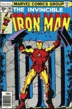 Iron Man 1977 100 35centcover