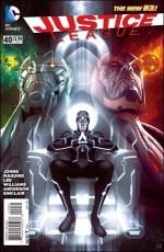 Justice League 2015 40 1-25