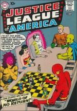 Justice League America 1960 1