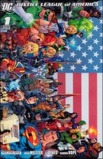 Justice League of America 2006 1 RRP