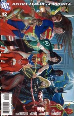 Justice League of America 2007 12 2nd print