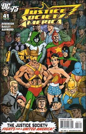 Justice Society of America 2010 41 1-25