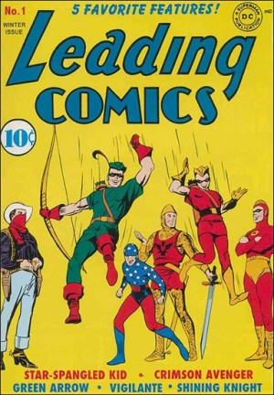 Leading Comics 1941 1