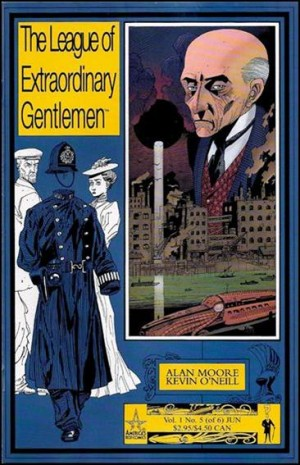 League of Extraordinary Gentlemen 200 5 recalled