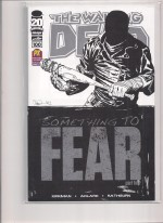 Walking Dead #100 Previews Exclusive - a