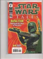 Star Wars Tales #7 Fett Photo Variant - a