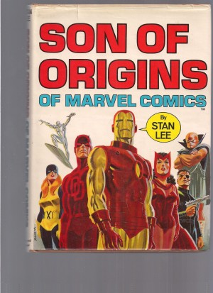 sons-of-origins-of-marvel-comics-1975-hardcover-front