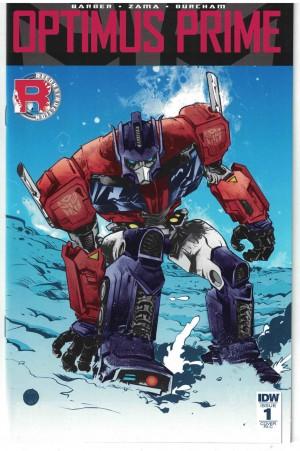 Transformers Optimus Prime 2016 1 1-50