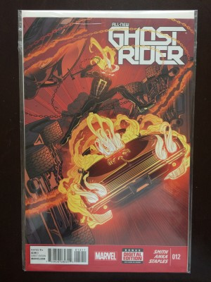 All New Ghost Rider #12 – a