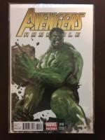 Avengers Assemble #10 1-50 Variant Hulk - a