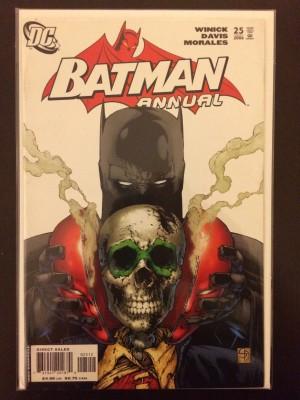 Batman Annual #25 Variant – a