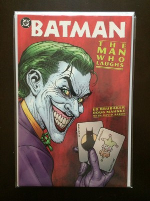 Batman Joker Man Who Laughs Last 1-17-17