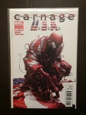 Carnage USA #1 – a