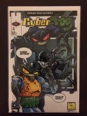 Cyberfrog 1994 Harris #2 – a