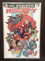 DC Rebirth Holiday Special 2016 #1 - a