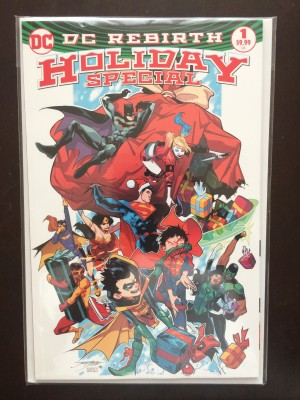 DC Rebirth Holiday Special 2016 #1 – a