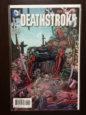 Deathstroke 2014 #2 Variant – b