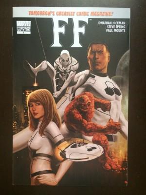 FF #1 RI front – a