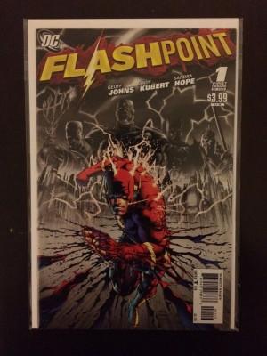 Flashpoint 2011 #1 3rd print – a