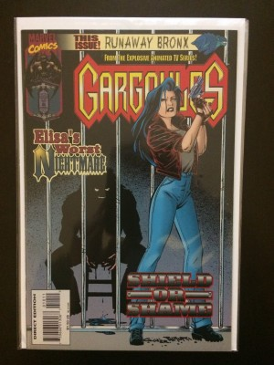 Gargoyles 1995 #10 – b