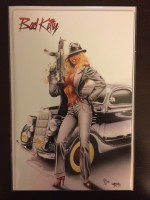 Kitty #1 Super Variant - a