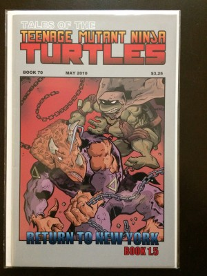 TMNT Tales of the #70 – a