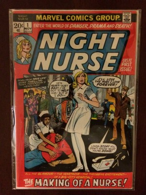 Night Nurse #1 – a