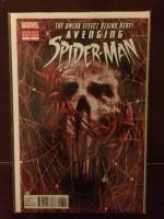 Avenging Spiderman #6 Var - 5-1-17