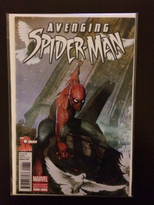 Avenging Spiderman #9b – a