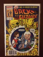 Back To The Future 1992 #4 - a