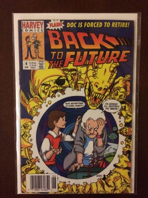 Back To The Future 1992 #4 – a
