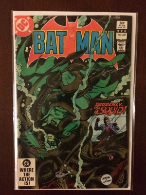 Batman 1983 #357 2nd Print Var – a