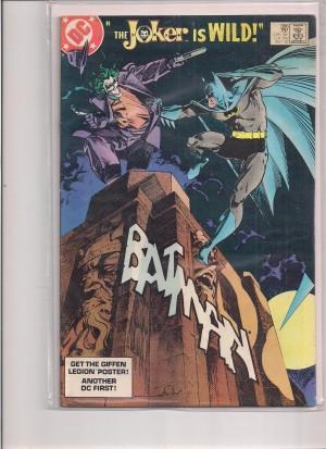 Batman #366 – 4-25-16