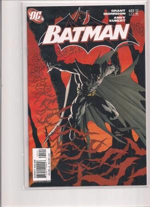 Batman #655 – b – 5-12-16