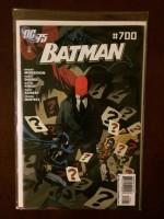 Batman #700 Var - a