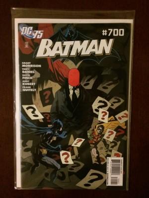 Batman #700 Var – a