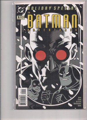 Batman Adventures Holiday Special #1 – a
