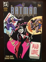Batman Adventures Mad Love 1994 front VG - 12-19-16